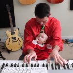 This Baby's First Christmas will melt your heart