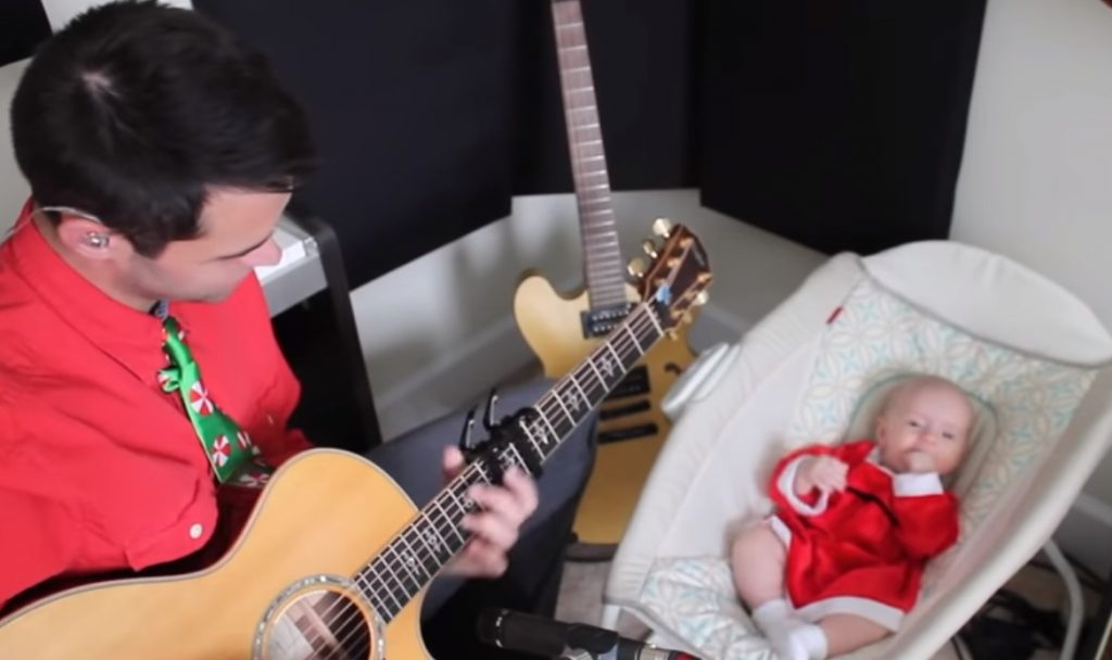 Christmas, song, celebrate, song, adorable, trending,