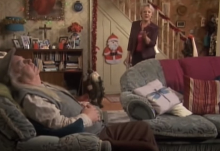Christmas, Comedy, Tv show, funny, memories, Mrs Brown,
