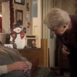 Christmas Mrs Brown's Hilarious Scene