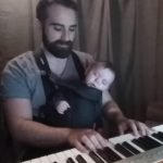 lullaby song,lullaby music,lullaby for a princess,lullaby youtube,baby lullaby,priceless,how to make baby sleep fast,piano for baby,piano music,viral video,sleep on the sound of piano,great piano playing,cutest video ever,adorable baby,kind dad,dad with bread,lullaby for baby
