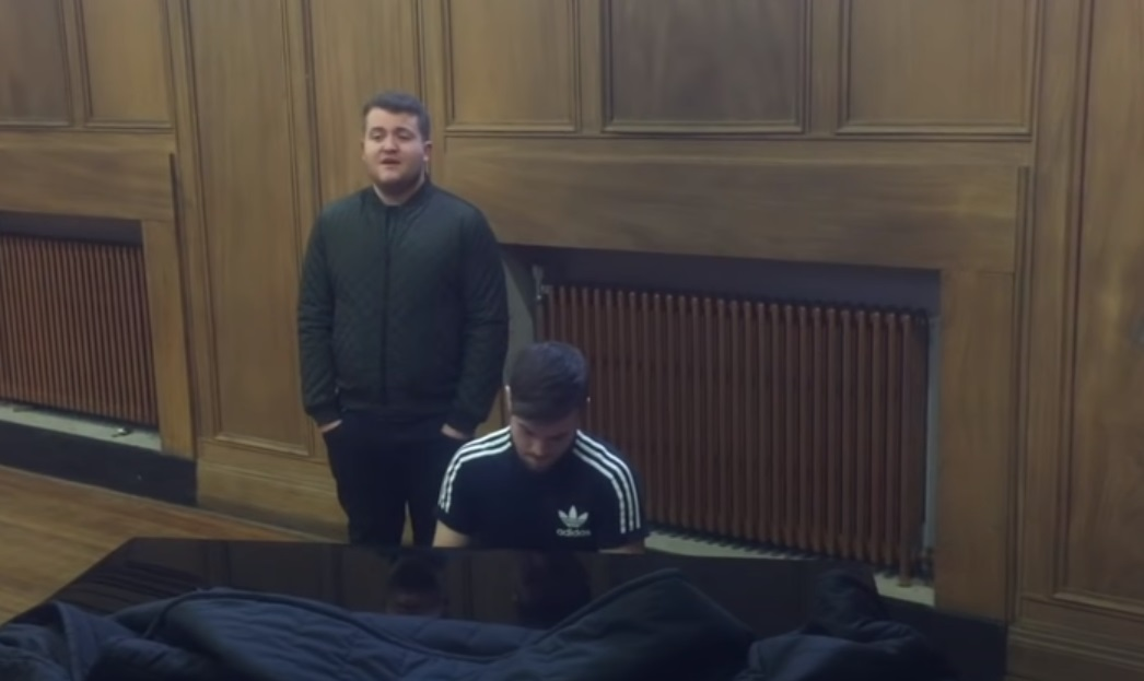 Adele, Cover, Medley, Mashup, Ronan Scolard, Glenn Murphy, Trillogy, Acoustic, One Take, Piano, Vocals, Live Vocals, Tenor,viral video,most viewed,most shared,amazing