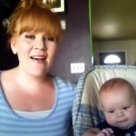 Mommy Sings 'Hallelujah', But The Way She Changes The Words? Every Mom In The World Is Cracking Up!
