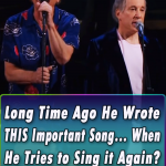 Long Time Ago He Wrote THIS Important Song… When He Tries to Sing it Again? Everyone Is Crying!