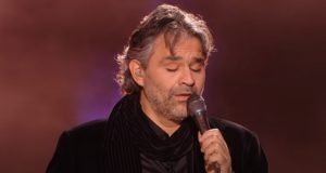 Andrea Bocelli, Chills, song, voice, classic, love song,