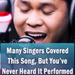 Male Sing Celine Dion Song With Female Voice
