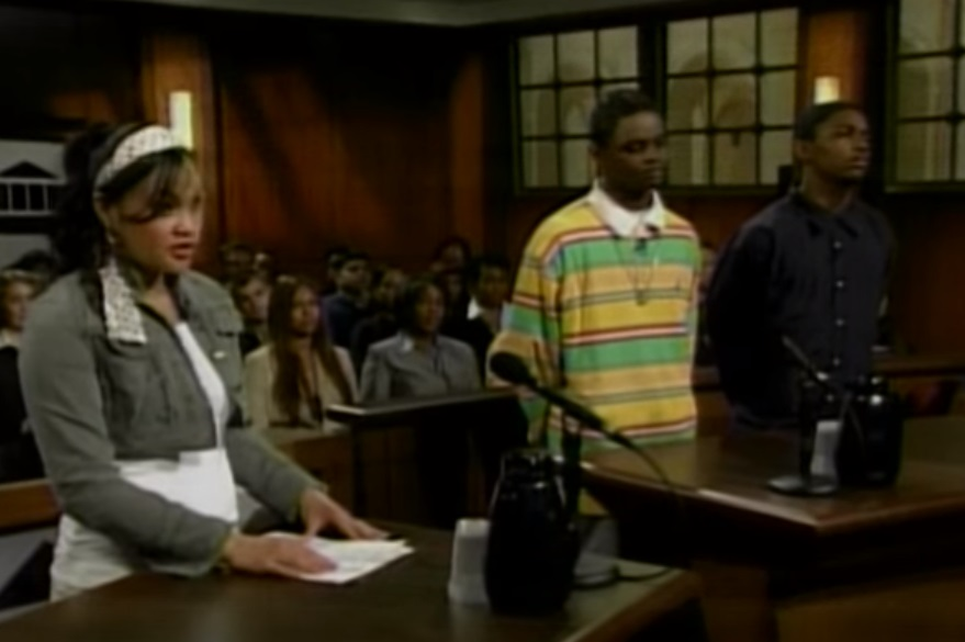 Judge, Dumb, dumber, best of, law, case,