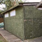 Parents Put Padlocked House On Property