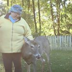 They Found a Blind Fawn On Doorstep of Death