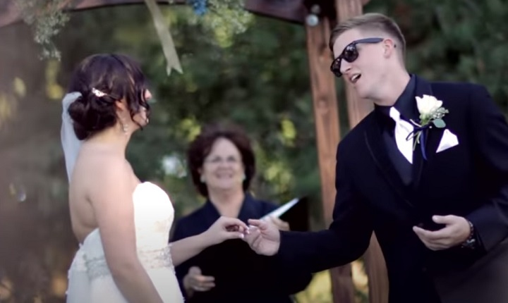 Lucid, Aerials, Aerial, Cinematography, Video, Wedding, Jared Basham, Kyndra Basham, Jared And Kyndra Wedding, Vows, Wedding Vow, unique wedding vows,viral video,best of,funny bride,amazing man,best memories