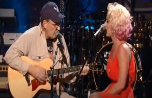 Pink, live, duet, father song, pink's father, amazing cover, guitar playing, best of,