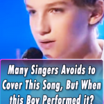 Many Singers Avoids to Cover This Song