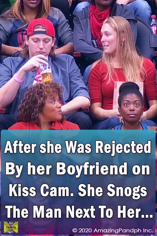 amazing, kiss cam, nba, punishement, rejected, boyfriend, girlfriend, Snog,