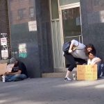 A Homeless Man was Mistreated by an Officer
