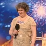 By her powerful Voice, Susan Boyle gives a lesson