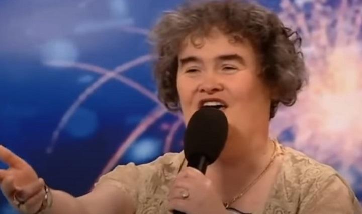 Sound, Digital, Decoration, Stage, Performance, Spectacular, Susan Boyle,