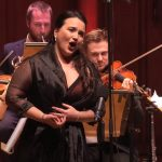 Spanish Soprano surprises the audience with an outstanding performance